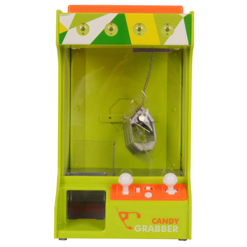 Novelty Fairground Candy Grabber Machine