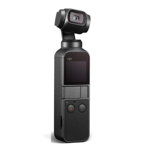 DJI Osmo Pocket Handheld Camera - Black, Black