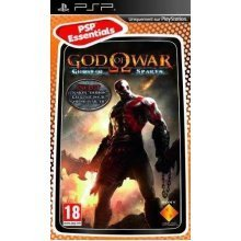 God of War Ghost of Sparta Essentials Edition Sony PSP Game