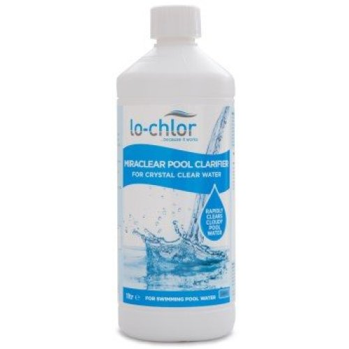 Lo-Chlor Miraclear Pool Clarifier - Ultimate Water Solution for Swimming Pools