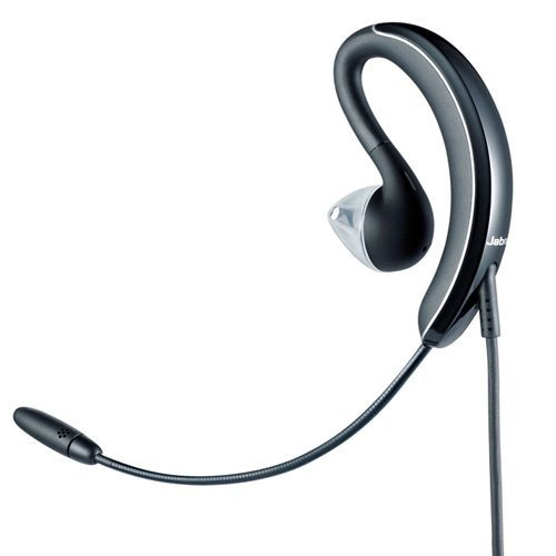 Jabra UC VOICE 250 MS Lync Optimized Corded Headset for Softphone