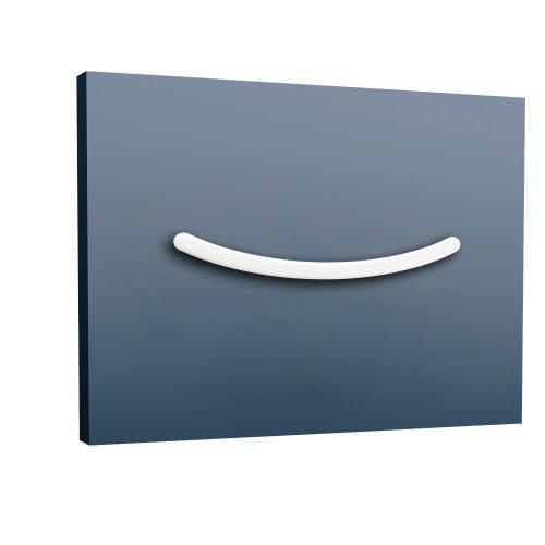 Orac Decor G72 Smile Ulf Moritz LUXXUS decorative element stucco