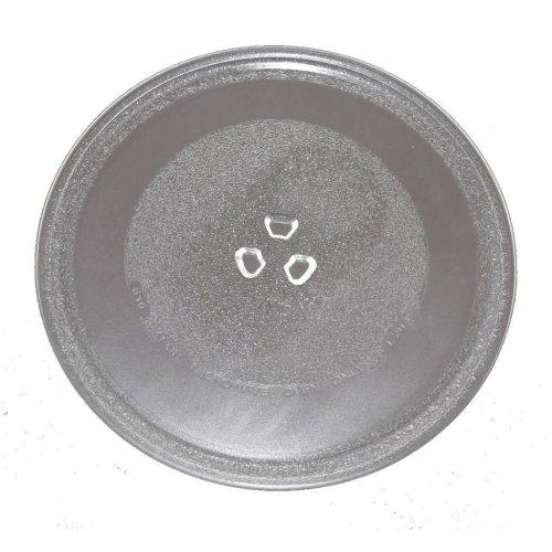 Universal Microwave Turntable Glass 255mm Fits Sharp Universal