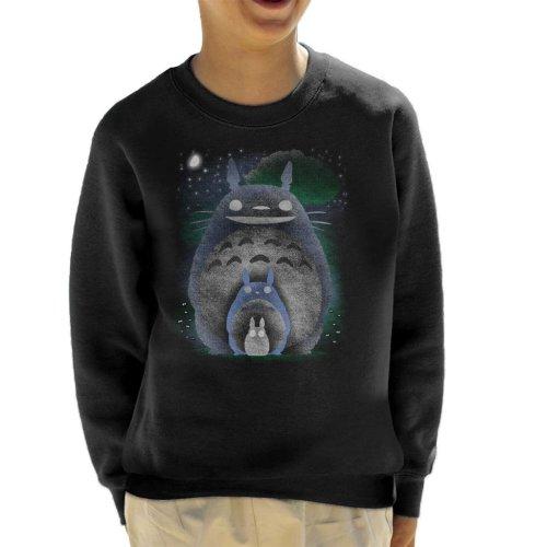 Friendly Spirit Kid's Sweatshirt