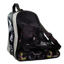 Ice Skate Backpack Skate Carry Bag Skate Blade Shoe Bag-16