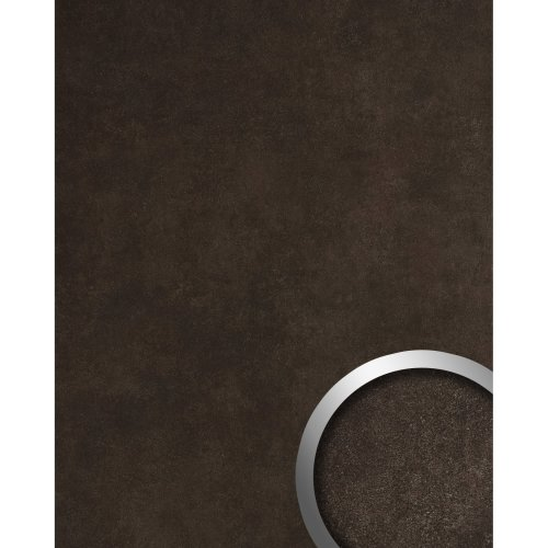 WallFace 19093 CERAMIC BROWN Decor Panel natural stone look matt brown 2.6 sqm