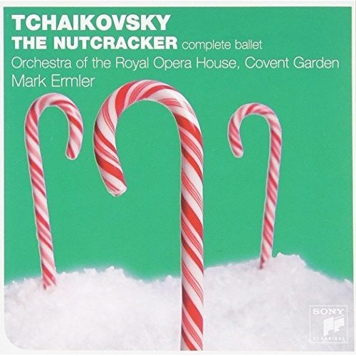 The Orchestra of the Royal Opera House - Tchaikovsky: the Nutcracker [complete] [CD]