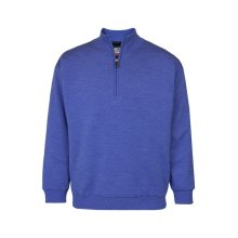 ProQuip Half Zip Merino Water Repellent Jumper Blue Extra Large