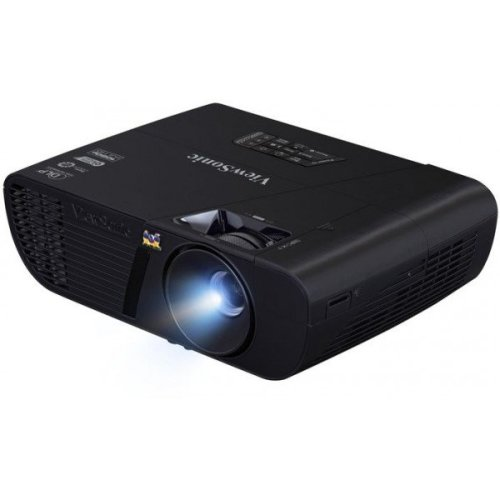 Viewsonic PJD7720HD 3200ANSI lumens DLP 1080p (1920x1080) Desktop projector Black data projector