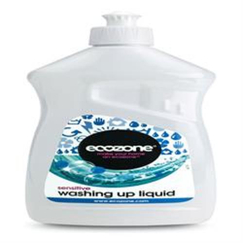 Ecozone Sensitive Washing Up Liquid 500ml