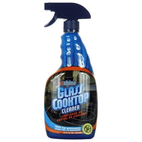 Bryson Industries 830731000471 CITRUSHINE Glass Cooktop Cleaner - Pack of 3