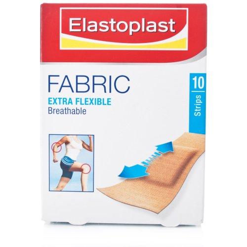Elastoplast Fabric Plasters 10 Strips