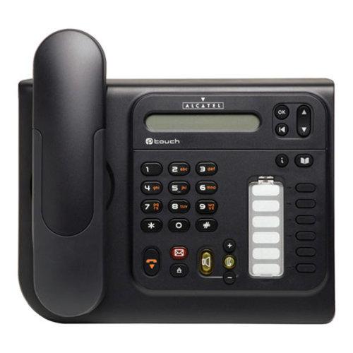 Alcatel 4018 Int Extended Urban Grey IP Phone
