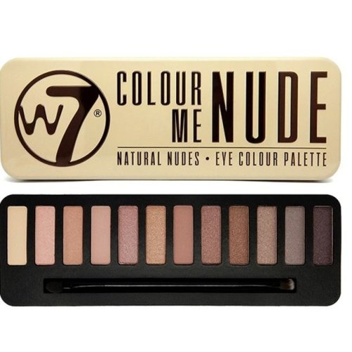 W7 Colour Me Nude Eyeshadow Palette