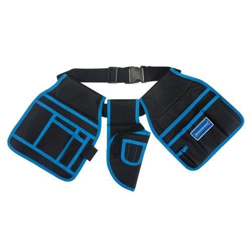 800 - 1200mm Storage Tool Belts -  belt pouch 15 pocket silverline 719800 1200mm 900 9001200mm tool