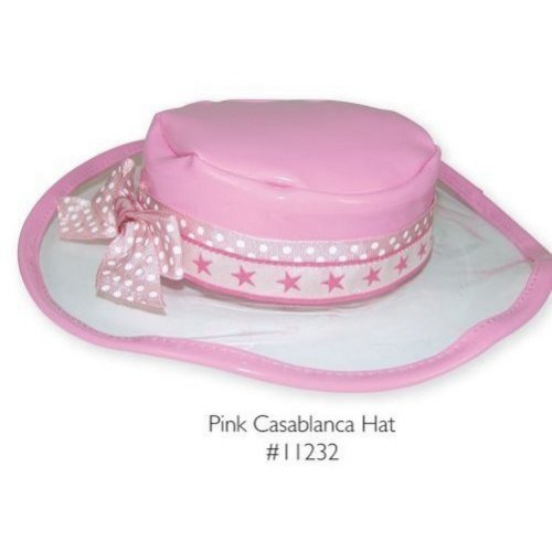 Fashion Angels Livings Dolls Clothes - 'Pink Casablanca Hat'