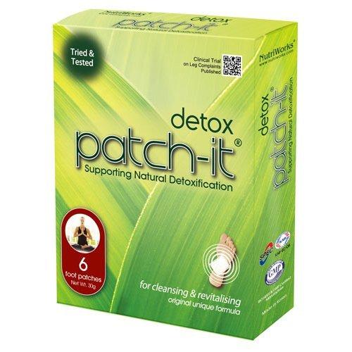 Patch-It  Detox Patch-It 6 Pack