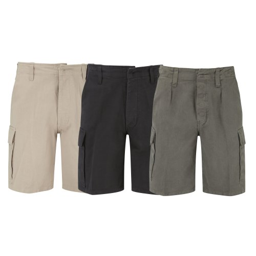 Tough German Moleskin Shorts densely woven