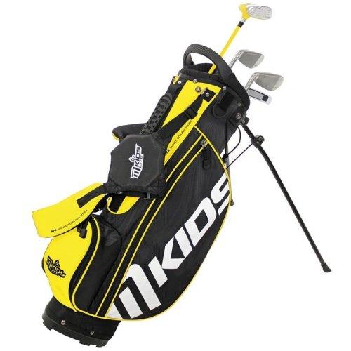 MKids Lite Junior Kids Golf Bag and Clubs Half Set