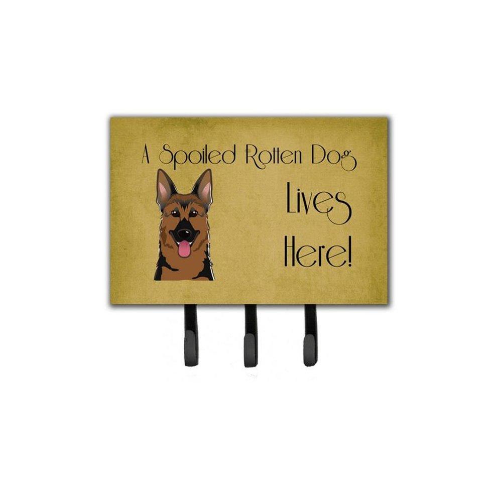 Carolines Treasures Bb1459th68 German Shepherd Spoiled Dog Lives