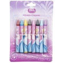 Princess Jumbo Crayons