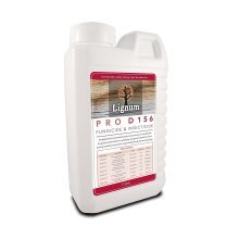 Lignum Pro D156 Fungicide&Insecticide 1L Concentrate - Woodworm, Dry and Wet Rot