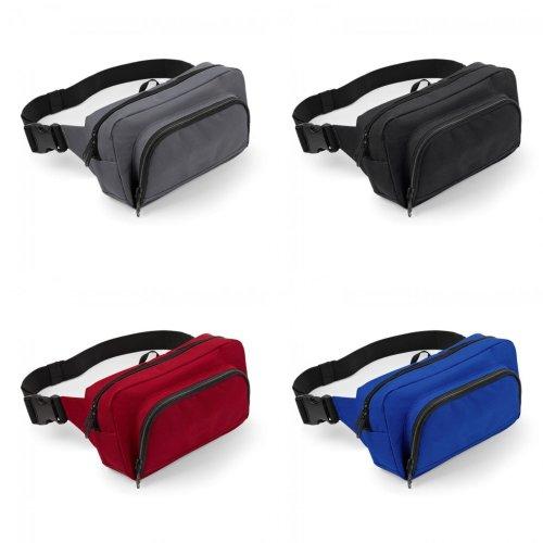 BagBase Organiser Belt / Waistpack Bag (2.5 Litres)