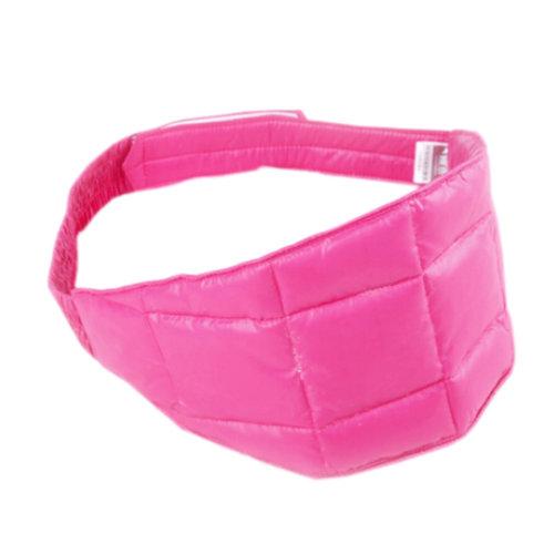 DOWN Waist Belt Light Keep Your WAIST/STOMACH/TUMMY Warm ROSE