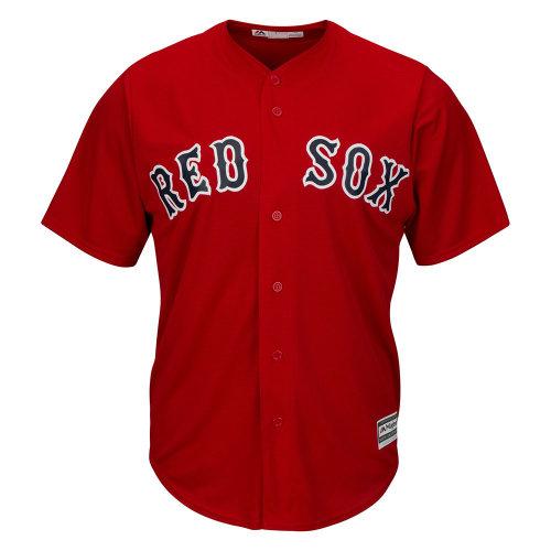Boston Red Sox Cool Base MLB Scarlet Jersey