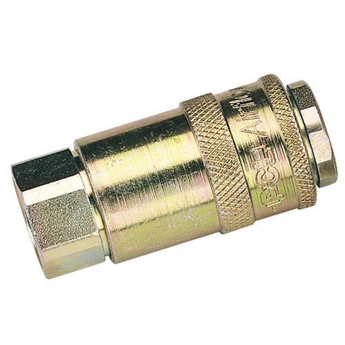 "Draper 37829 3/8"" Female Thread PCL Parallel Airflow Coupling"