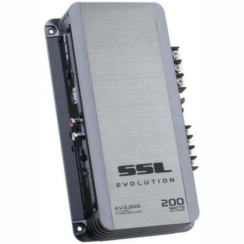 Soundstorm Ev2.200 Evolution Series 2-Channel Mosfet Amplifier