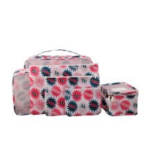A Set of Light Organizer Storage Luggage Bags for Travel Camping Clothing Bigeye