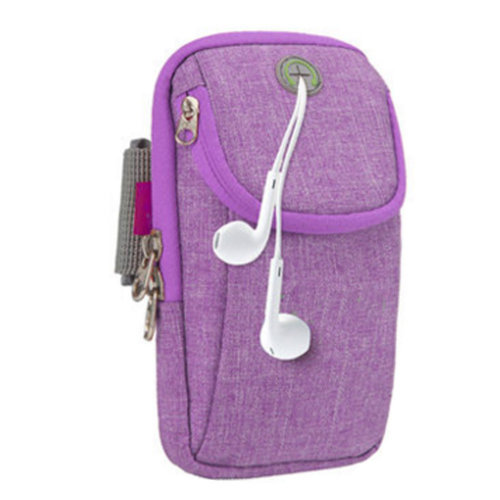Running Phone Bag Men and Women Wrist Vag Arm Bag#G