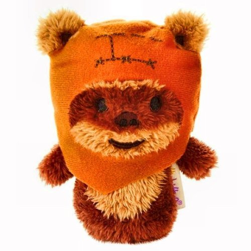 Wicket Itty Bitty Star Wars Hallmark Soft Toy Character