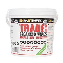 Smaart Trade Value Cleaning Wipes 300pk 300pk -  wipes cleaning trade 300pk value smaart 845797
