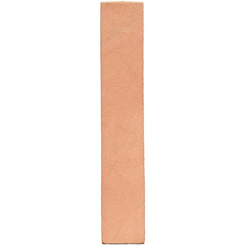"Leather Bookmarks 7""X1.25"" 8/Pkg-"