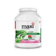 Maxi Nutrition Maxinutrition Max Lean Strawberry 1000g