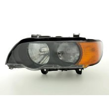 Spare parts headlight left BMW X5 (type E53) Year 99-03