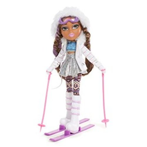 Bratz Snow Kissed Yasmin Doll Brand New Sealed