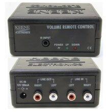 Keene Volume Remote Control (worldwide PSU)