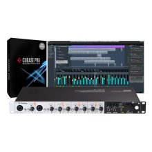 Steinberg Ultimate Cubase Recording Pack, Cubase Pro 9.5 with UR824 Interface