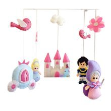 DIY Nursery-Mobiles For Crib Decorations, Crib Mobile, Need Sewing