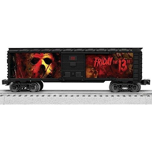 Lionel Friday The 13th Jason Boxcar