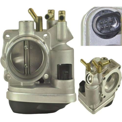 THROTTLE BODY FOR SEAT ALTEA LEON TOLEDO MK3 SKODA OCTAVIA MK2 1.6 06A133062AT