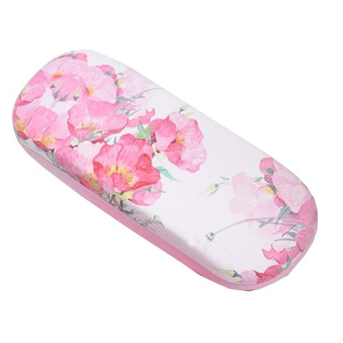 PU Leather Hard Shell Eyeglass Case Glasses Storage Case Protective Case for Glasses - 14