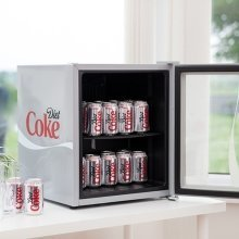 Husky HY209 | Diet Coke Branded Table Top Drinks Chiller