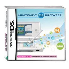 Nintendo DS Browser DS Game