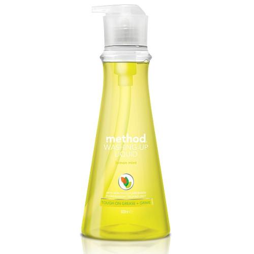 Method Washing Up Liquid Lemon & Mint 532ml