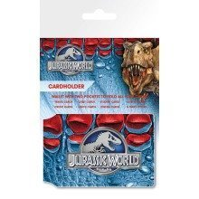 Jurassic World Logo Card Holder