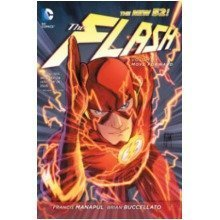 The Flash: Move Forward Volume 1
